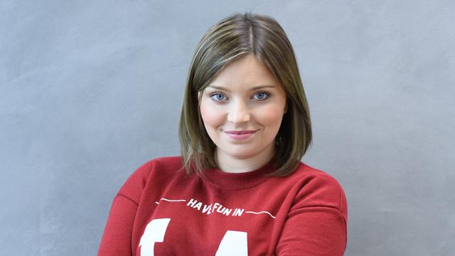 Justyna Mazur, laureatka w konkursie Blog Roku 2014